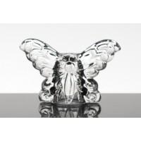 Solnită din cristal Fluture