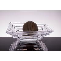 Fructiera din cristal Colectia Rocky