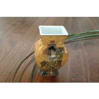 Vaza miniatura GUSTAV KLIMT - ADELE BLOCH BAUER - Nr catalog 1772 (Produse decorative)
