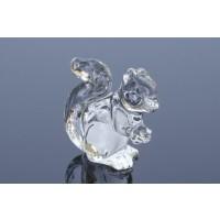 Figurină din cristal Veveriţă