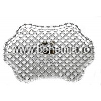 Platou 30.5 cm din cristal de Bohemia - Madison - Nr. catalog 423