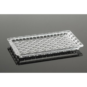 Tavita 19 cm din cristal de Bohemia -  Madison - Nr catalog 425