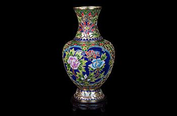 Vaze Cloisonne