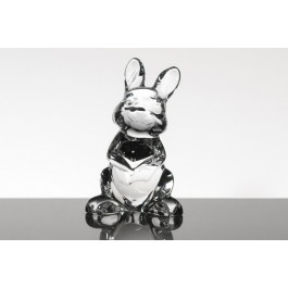Crystal figurine Rabit