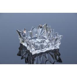 Crystal ashtray Glacier Collection