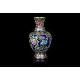 Cloisonne big vase 27 Cm - VM6