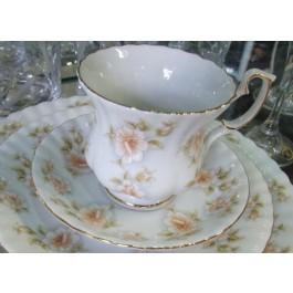 Porcelain coffee set Iwona Collection