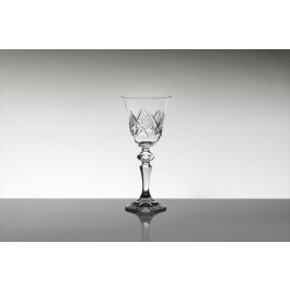 Crystal liqueur glasses - Mozaic Collection