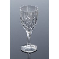 Crystal white wine glasses - Sheffield Collection