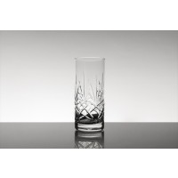 Crystal longdrink glasses - Mystic Collection