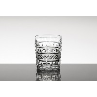 Crystal whisky glasses - Brittany Collection