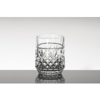Crystal whisky glasses - Misty Collection