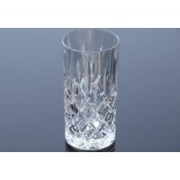 Crystal longdrink glasses - Sheffield Collection