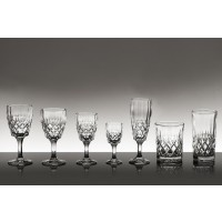 Crystal colection of glasses - Angela - Catalog no 600