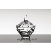 Caseta din cristal de Bohemia decor Nino