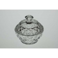 Crystal sugar tray Madison Collection