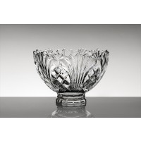 Crystal bowl  Corinne Collection