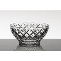 Set 6 boluri mici 9.6 cm din cristal de Bohemia - Madison - Nr catalog 2045 (Fructiere - Boluri - Platouri)