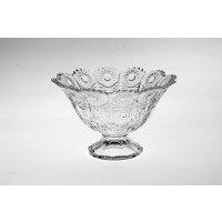 Set of 6 ice cream crystal bowls Thea Collection