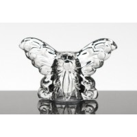 Crystal Salt and Pepper Buterfly