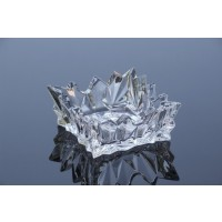 Crystal ashtray Glacier Collection