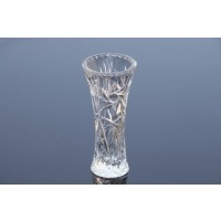 Crystal vase - Ingrid Collection