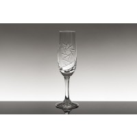 Crystal champagne glasses - Imperial 2 Collection