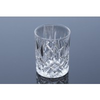 Crystal whisky glasses - Angela Collection