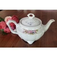 Ceainic din portelan 1.1 l - Papillon - Nr catalog 2644 (Diverse)