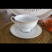 Serviciu de cafea 220 ml 6 persoane - Claire - Nr catalog 2815 (Set Servicii Portelan de cafea