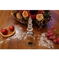 Clopotel 12 cm din cristal de Bohemia - Bradut - Nr catalog 2757 (Produse decorative)