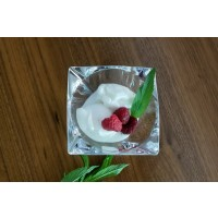 Set 6 cupe inghetata Bohemia cristalit - Arezzo - Nr catalog 3130 (Fructiere - Boluri - Platouri)