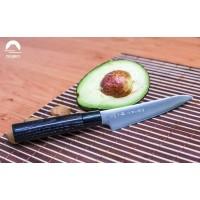 Cutit Profesional Japonez Shotoh, Tojiro Zen Black FD-1562, 130 mm - Nr catalog 2683 (Cutite profesionale japoneze)