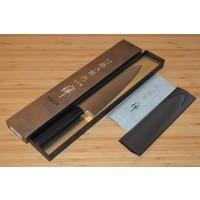 Cutit Profesional Japonez Gyutoh, Tojiro Zen Black FD-1565, 240 mm - Nr catalog 2680 (Cutite profesionale japoneze)