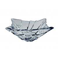 Crystal Bowl Tray Havana Collection