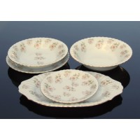 Porcelain table set Iwona Collection