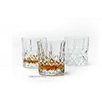 Set pahare de whisky din cristal de Bohemia - Brixton - Nr catalog 2225 (Pahare)