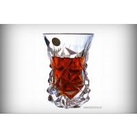 Pahare pentru aperitive 140 ml din cristal de Bohemia - Glacier - Nr catalog 1976 (Pahare)