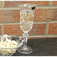 Pahare de sampanie din cristal de Bohemia - Mirabela - Nr catalog 3209 (Pahare)