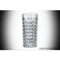 Pahare tip longdrink Bohemia cristalit - Diamond - Nr catalog 1406 (Pahare)