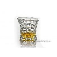 Crystal whisky glasses - Princess - Catalog No 1089