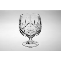 Crystal cognac glasses - Sheffield Collection
