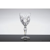 Pahare vin 260 ml din cristal de Bohemia - INGRID - Nr catalog 1894