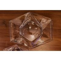 Platou 36 cm Bohemia cristalit - Origami - Nr catalog 2745 (Fructiere - Boluri - Platouri)