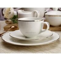 Serviciu de cafea/ ceai 220 ml 6 persoane - Aloha - Nr catalog 3271 (Set Servicii Portelan de cafea)