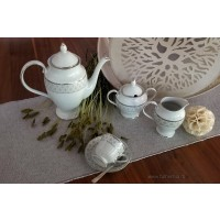 Porcelain coffee set for 12 persons - Marie - Catalog no 2568