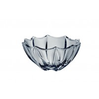 Set of 6 icecreame crystal bowls Calypso Collection