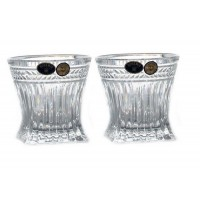 Crystal whisky glasses - Duchess - Catalog No 1184