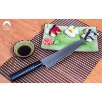Cutit Profesional Japonez Gyutoh, Tojiro Zen Black FD-1564, 21cm - Nr catalog 2679 (Cutite profesionale japoneze)