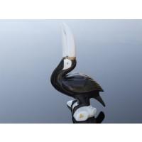 Porcelain figurine Toucan